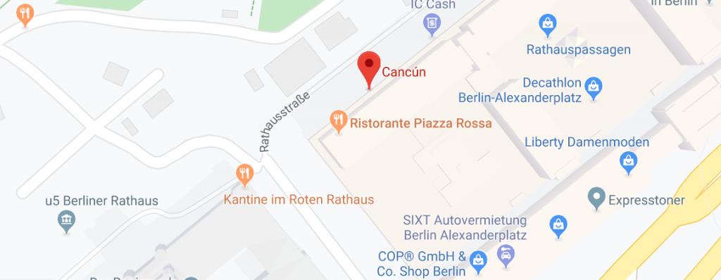 Restaurant Cancún
